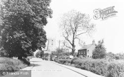 Sutton-on-Trent, Main Street c.1955, Sutton On Trent