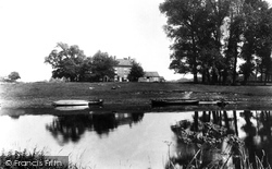 Sutton-on-Trent, Meering Ferry 1909, Sutton On Trent