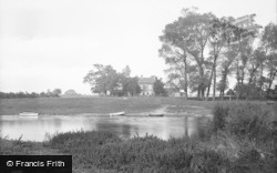 Sutton-on-Trent, Meering Ferry 1913, Sutton On Trent