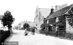 Sutton-on-Trent, The Wesleyan Chapel, High Street 1909, Sutton On Trent