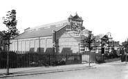 Sutton, Public Baths 1903