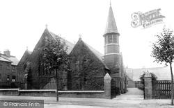 Sutton, St Barnabas Church 1904