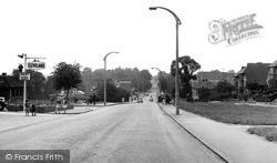 Sutton, Stonecot Hill c.1955