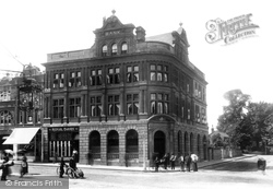 Sutton, The Bank 1900
