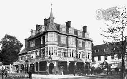 Sutton, The Cock Hotel 1898