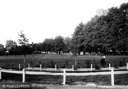Sutton, The Green 1898