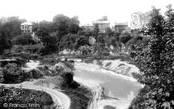 Sutton, The Quarry 1890