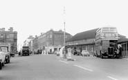Sutton, the Station c1960