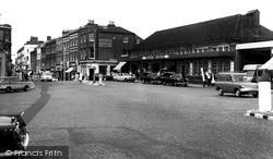 Sutton, The Station c.1965