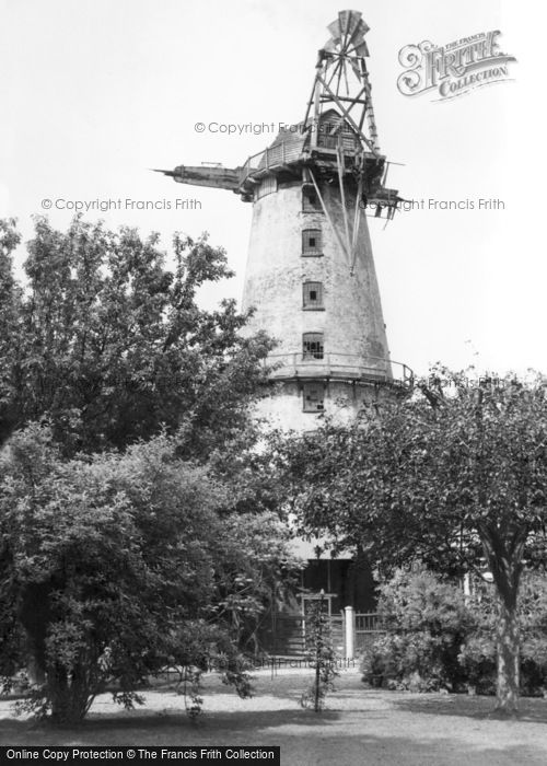 Sutton,The Windmill c1955,Norfolk