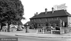 Sutton, The Woodstock, Stonecot Hill c.1955