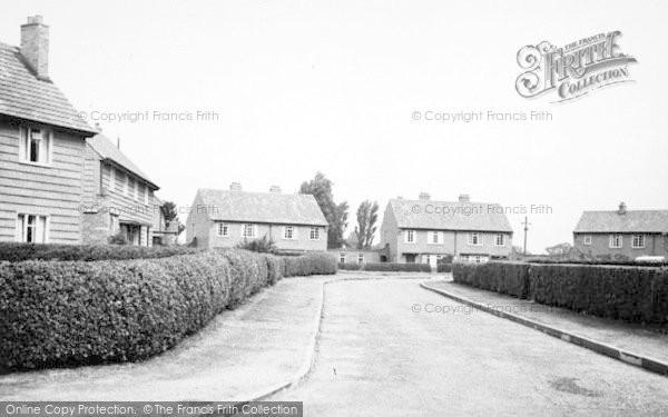Photo of Sutton Upon Derwent, Carlton Road c.1960