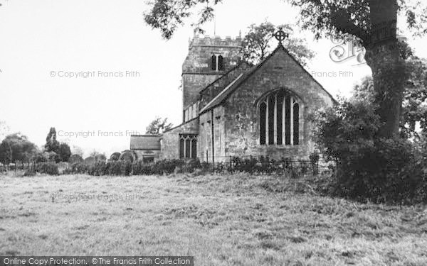 Photo of Sutton Upon Derwent, Church Of St Michael And All Angels c.1960