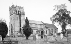 Church Of St Michael And All Angels c.1960, Sutton Upon Derwent