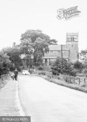 The Church c.1960, Sutton Upon Derwent