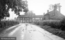 The St Vincent Arms c.1960, Sutton Upon Derwent