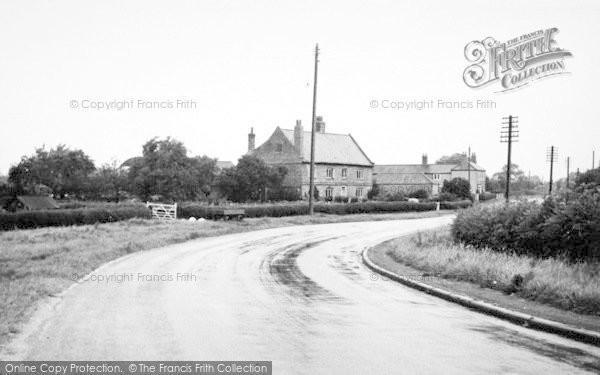 Photo of Sutton Upon Derwent, The Village c.1960