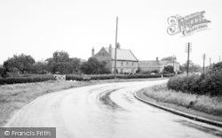 The Village c.1960, Sutton Upon Derwent