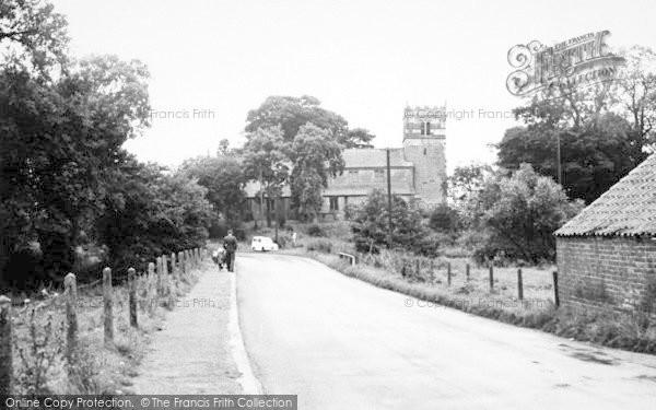 Photo of Sutton Upon Derwent, The Willow Garth c.1960