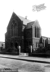 Sutton, Wesleyan Chapel 1894