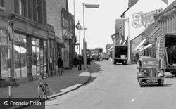 High Street 1951, Swadlincote
