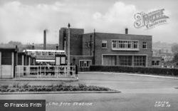 The Fire Station c.1955, Swadlincote