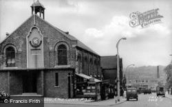 The Town Hall c.1955, Swadlincote