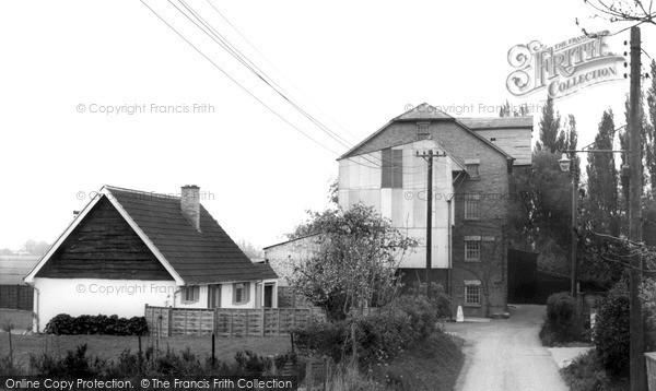 Swaffham Bulbeck,the Mill c1955,Cambridgeshire