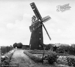 Swaffham Prior, The Mill c.1955
