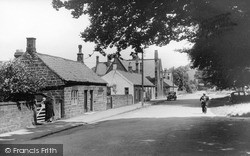 Swainby, Church Street c.1955