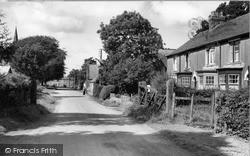 Swainby, Church Street c.1960