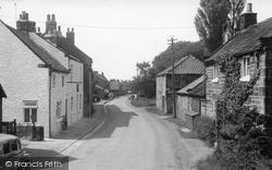 Swainby, High Street c.1960