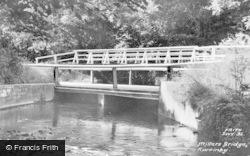 Swainby, Millers Bridge c.1960