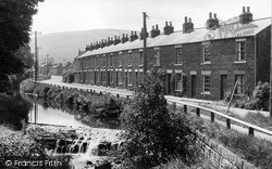 Swainby, New Row c.1955