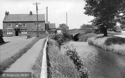 Swainby, The Bridge c.1955