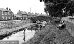Swainby, The River c.1970