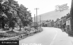 Swainby, The Village 1955