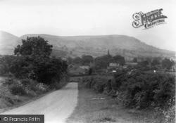 Swainby, Village And Hills c.1955