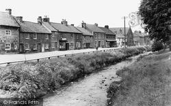Swainby, Village Looking North c.1955