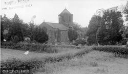 Swainby, Whorlton Old Church c.1955