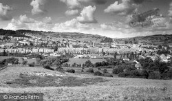 Swainswick, General View Of Bath c.1960