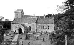 Swainswick, St Mary's Church c.1960