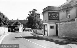 Swainswick, The Bladud Arms c.1960