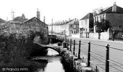Swainswick, The Brook c.1955