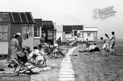 Fun At Seaview Holiday Camp c.1955, Swalecliffe