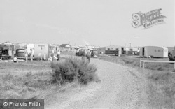 Sea View Holiday Camp c.1950, Swalecliffe