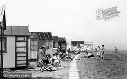Seaview Holiday Camp c.1955, Swalecliffe