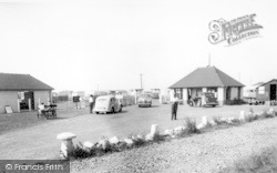 Seaview Holiday Camp, Entrance c.1955, Swalecliffe