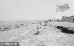 The Beach c.1950, Swalecliffe