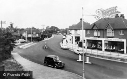 The Broadway c.1955, Swalecliffe